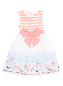 Pink Occasion Dress (9 months - 6 years)