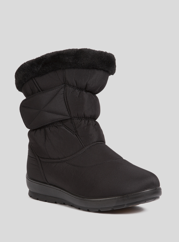 cc8f6cb96 SKU ONLY ONLY SNOW BOOT:Black