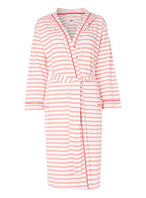 Stripe Dressing Gown
