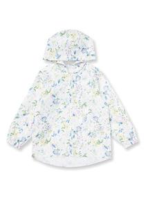 Multicoloured Floral Print Rain Mac (9 months-6years)