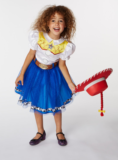 Multicoloured Disney Jessie Toy Story Costume (2-10 years)