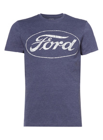 Navy Licensed Ford Tee