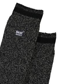 Heat Holders Charcoal Thermal Sock