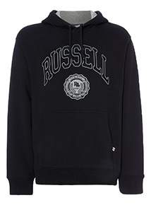 Online Exclusive Russell Athletic Black Hoody