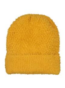 Yellow Supersoft Beanie Hat