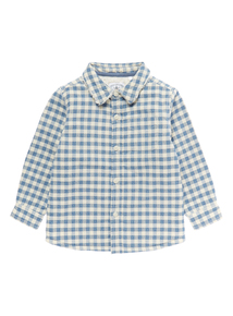 Boys Multicoloured Lined Shirt (9 months - 5 years)