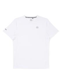 Admiral Performance White Mesh T-Shirt