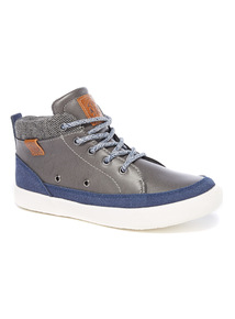 High Top Trainers (4 Infant - 4)