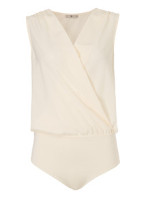 Cream Bodysuit