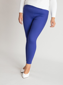 Vibrant Elasticated Jeggings