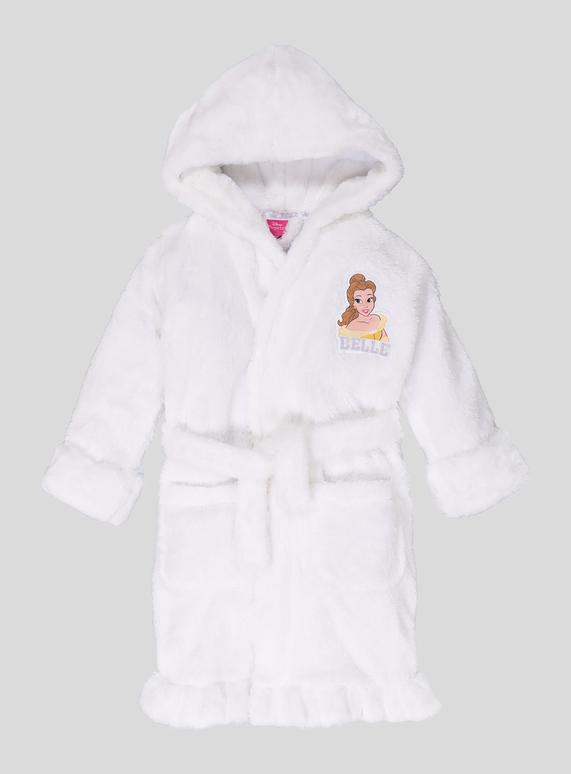 Kids Disney Princess Belle Dressing Gown 2 10 Years Tu Clothing