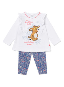 Multicoloured Gruffalo Top and Leggings Set (0-24 months)