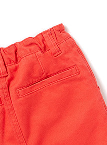 Red Chino Shorts (9 months-6 years)