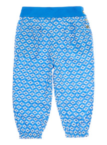 Blue Harem Trousers (9 months - 6 years)