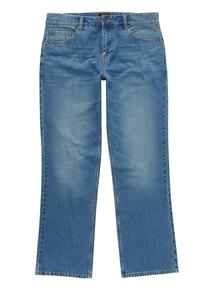 Light Wash Bootcut Denim Jeans