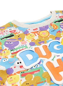 Multicoloured Hey Duggee T-shirt (9 months-6 years)