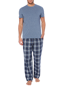 Blue Grindle Pyjama Set