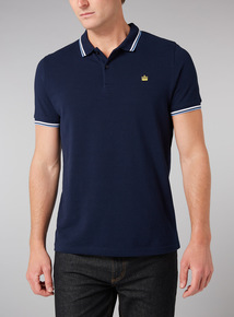 Admiral Navy Polo Shirt