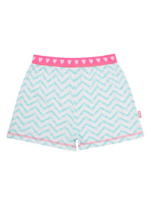 Mix and Match Green Ice Cream PJ Shorts (3 - 14 years)