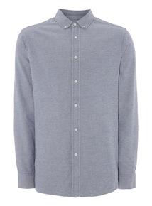 Blue Denim Twill Shirt