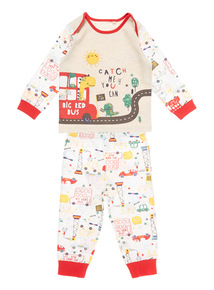 Boys Dino Days PJ Set (0 - 24 months)