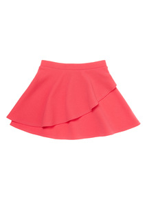 Girls Pink Tiered Skirt (3-12 years)