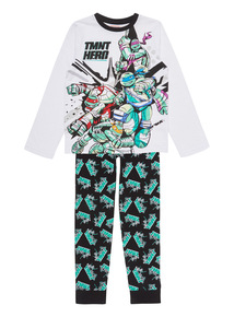 Multicoloured Teenage Mutant Ninja Turtle PJ Set