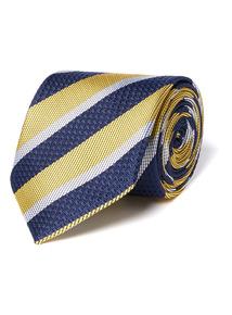 Yellow Stripe Tie