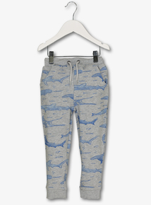 Grey Shark Joggers (12 months-6 years)