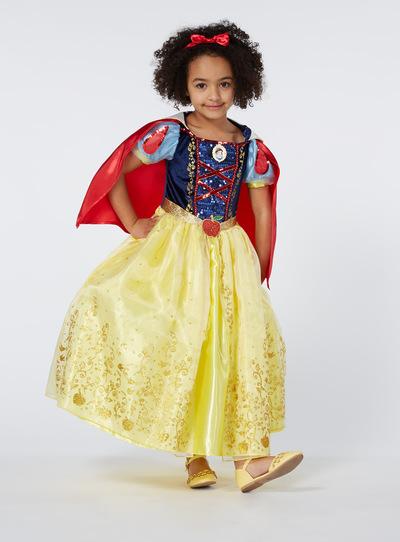 All Girl's Clothing Kids Blue Disney Cinderella Dress Up ...