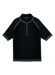 Black Rash Vest (4 - 14 years)