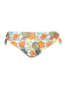 Fruity Tie Side Bikini Brief