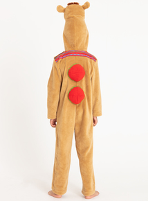 Christmas Nativity Brown Camel Costume (3-10 years)