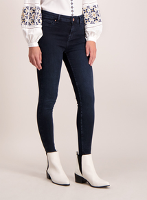 Dark Denim Skinny Super Stretch Jeans