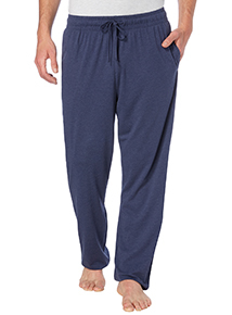 Navy & Grey Pyjama Bottoms 2 Pack