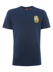 Online Exclusive Navy British & Irish Lions Tee