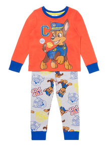 Multicoloured Paw Patrol Pyjama Set (1-7 years)