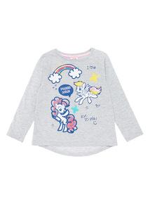 Kids Grey My Little Pony Tee (9 months - 5 years)