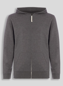 Grey Fleece Hoodie (10-16 years)