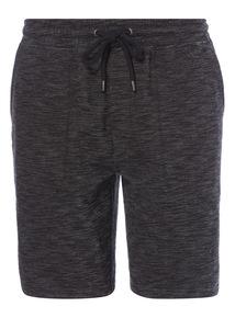 Black Grindle Shorts