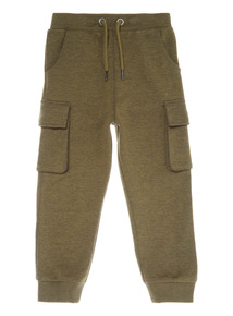 Khaki Pocket Joggers (9 months - 6 years)