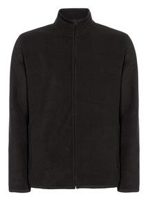 Black Basic Fleece