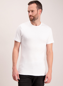 White Thermal T-Shirt