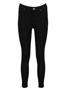 Black Stretch Skinny Jeans