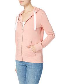Pink Essential Hoody