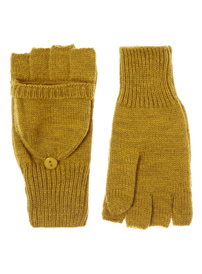 Fold Over Mittens