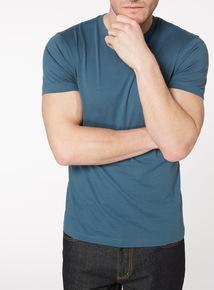 Teal Jersey T-Shirt