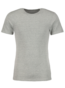 Grey Thermal T-Shirt