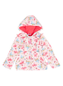 Pink My Little Pony Puffa Coat (9 months-6 years)