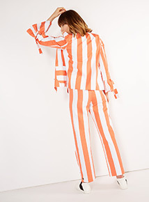 Online Exclusive GFW Striped Jacket
